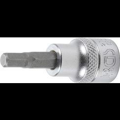 """Dopsleutelbit  10 mm (3/8"""")  INBUS 7/32"""""""