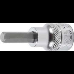 """Dopsleutelbit  10 mm (3/8"""")  INBUS 1/4"""""""