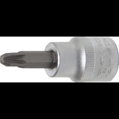 "Bit Socket  10 mm (3/8"") Drive  Cross Slot PZ3"