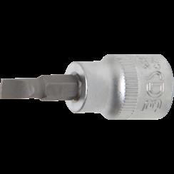 """Dopsleutelbit  10 mm (3/8"""")  sleuf 5,5"""
