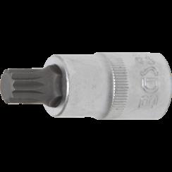 """Dopsleutelbit  12,5 mm (1/2"""")  veeltand (voor XZN) M12"""