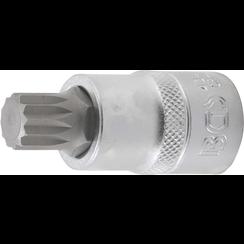 """Dopsleutelbit  12,5 mm (1/2"""")  veeltand (voor XZN) M14"""