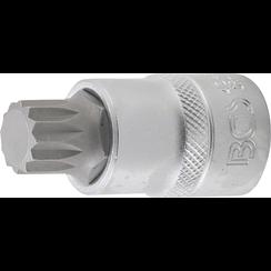 """Dopsleutelbit  12,5 mm (1/2"""")  veeltand (voor XZN) M16"""