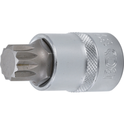 "Bit Socket  12.5 mm (1/2"") Drive  Spline (for XZN) M18"