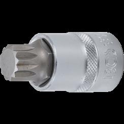 """Dopsleutelbit  12,5 mm (1/2"""")  veeltand (voor XZN) M18"""