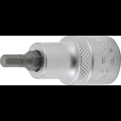 """Bit Socket  12.5 mm (1/2"""")  internal Hexagon 5 mm"""