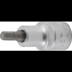 """Bit Socket  12.5 mm (1/2"""")  internal Hexagon 6 mm"""
