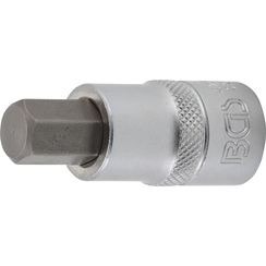 """Dopsleutelbit  12,5 mm (1/2"""")  INBUS 12 mm"""