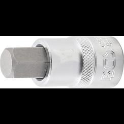 """Bit Socket  12.5 mm (1/2"""")  internal Hexagon 14 mm"""