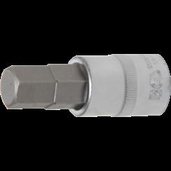 """Dopsleutelbit  12,5 mm (1/2"""")  INBUS 16 mm"""