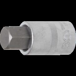 """Dopsleutelbit  12,5 mm (1/2"""")  INBUS 17 mm"""