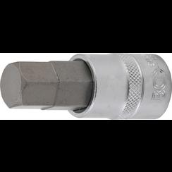 """Bit Socket  12.5 mm (1/2"""")  internal Hexagon 18 mm"""