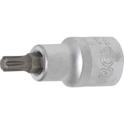 """Dopsleutelbit  12,5 mm (1/2"""")  wigprofiel (voor RIBE) M7"""