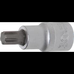 "Bit Socket  12.5 mm (1/2"") Drive  Spline (for Ribe) M10.3"