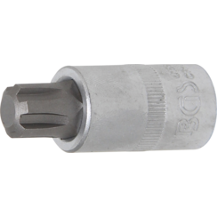 "Bit Socket  12.5 mm (1/2"") Drive Spline (for Ribe) M14"