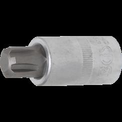 """Dopsleutelbit  12,5 mm (1/2"""")  wigprofiel (voor RIBE) M14"""
