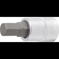 """Dopsleutelbit  20 mm (3/4"""")  INBUS 19 mm"""