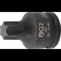 """Impact Bit Socket  20 mm (3/4"""") Drive  T-Star (for Torx) T90"""