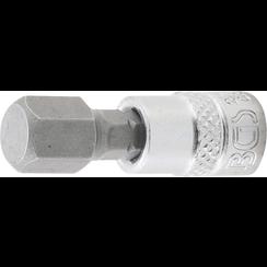 """Dopsleutelbit  6,3 mm (1/4"""")  INBUS 3/8"""""""