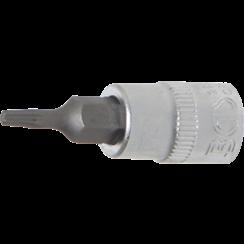 """Bit Socket  6.3 mm (1/4"""") Drive  T-Star (for Torx) T9"""