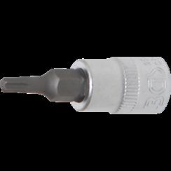 """Bit Socket  6.3 mm (1/4"""") Drive  T-Star (for Torx) T15"""