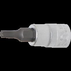 """Bit Socket  6.3 mm (1/4"""") Drive  T-Star (for Torx) T20"""