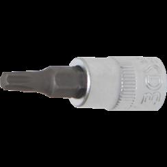 """Bit Socket  6.3 mm (1/4"""") Drive  T-Star (for Torx) T25"""