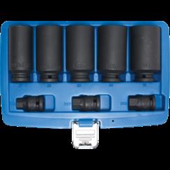Drive Shaft Socket Set  27 - 36 mm  8 pcs.