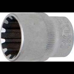 """Socket, Gear Lock  10 mm (3/8"""") Drive  17 mm"""
