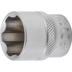 "Dopsleutel Super Lock  10 mm (3/8"")  19 mm"