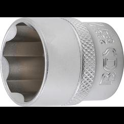 "Dopsleutel Super Lock  10 mm (3/8"")  21 mm"