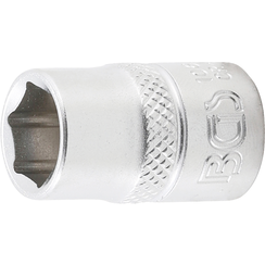 "Dopsleutel zeskant  10 mm (3/8"")  11 mm"