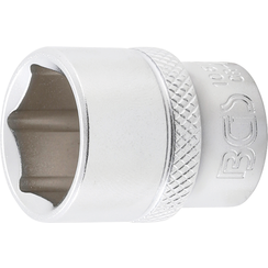 "Socket, Hexagon  10 mm (3/8"") Drive  17 mm"