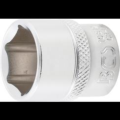 "Dopsleutel zeskant  10 mm (3/8"")  19 mm"
