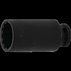 "Impact Socket, 12-point  12.5 mm (1/2"") Drive  30 mm"