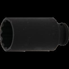 "Impact Socket, 12-point  12.5 mm (1/2"") Drive  32 mm"