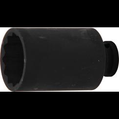 "Impact Socket, 12-point  12.5 mm (1/2"") Drive  38 mm"