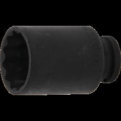 "Impact Socket, 12-point  12.5 mm (1/2"") Drive  39 mm"