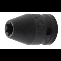 """Kracht dopsleutel E-profiel  12,5 mm (1/2"""")  E12"""