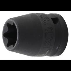 """Kracht dopsleutel E-profiel  12,5 mm (1/2"""")  E20"""