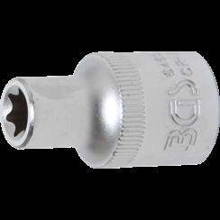 "Socket, E-Type  12.5 mm (1/2"") Drive  E10"