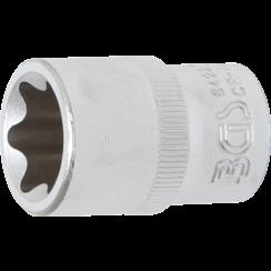 "Dopsleutel E-profiel  12,5 mm (1/2"")  E22"