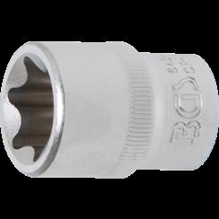 "Dopsleutel E-profiel  12,5 mm (1/2"")  E24"