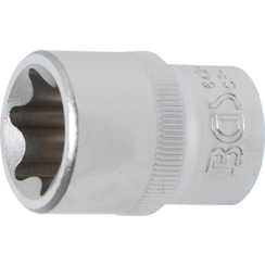 "Socket, E-Type  12.5 mm (1/2"") Drive  E24"