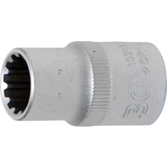 "Dopsleutel Gear Lock  12,5 mm (1/2"")  13 mm"