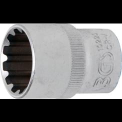 """Socket, Gear Lock  12.5 mm (1/2"""") Drive  20 mm"""