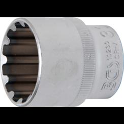 """Socket, Gear Lock  12.5 mm (1/2"""") Drive  30 mm"""