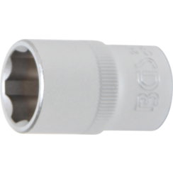 """Socket, Super Lock  12.5 mm (1/2"""") Drive  17 mm"""
