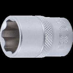 """Socket, Super Lock  12.5 mm (1/2"""") Drive  18 mm"""