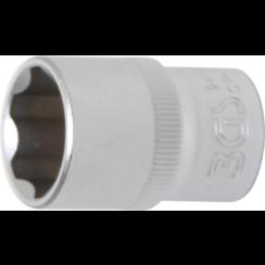 """Socket, Super Lock  12.5 mm (1/2"""") Drive  19 mm"""